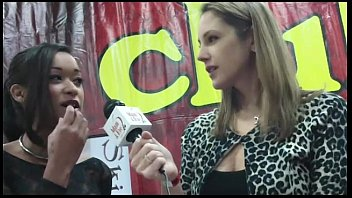 at avn eva 2014 awards pornhubtv angelina interview Bbc brutial gangbang