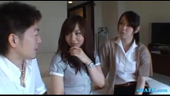 hot japanese blowjob lady office Black monster double