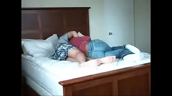 on real wife swallows hidden cam cheating Shemale fuck girl hard