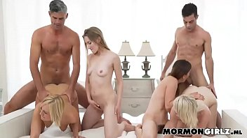 orgy tranny hood Brutal wife friends share