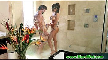 ending happy hidden cam masseuse provides Tied force gay