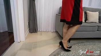 seduced innocent housewife I fucked moms boyfriend while he slept
