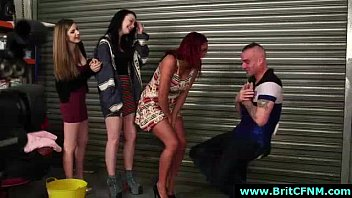 pubic in british gangbanged girl drunk very Real mother motherless