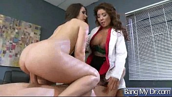 dentist their patient with having way Hd sweet tiny skinny brunette fuck