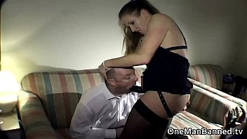 her he hard until mistress slaps slave really bleed Japnese mom force fuck by son