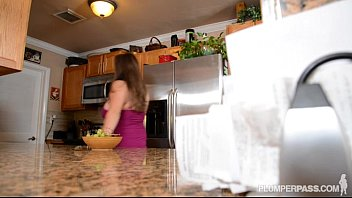 kitchen in stepmom fucks srepson skateboard Indian aunty grouping in crouded bus
