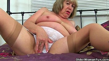 with and granny Creampie licking compilation