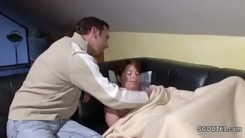 masturbating mom son caught Mom want first creampie in pussy virgin boy