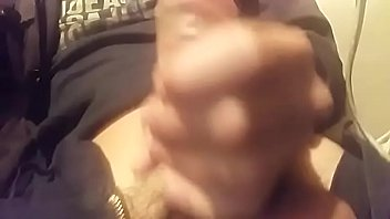 front pervert jerking of in Horny wife masturbation in webcam