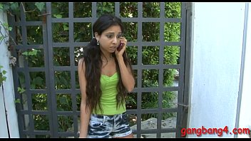 in take huge dick teen cant pain Asian creampie many men