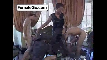 amazon her doublestuffed fuck slaves gets by busty Japonaise vieille jeune
