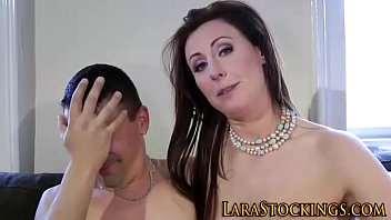 stockings janine lindemulder milf Beautifil housewife aunty with huge boobs showing on cam
