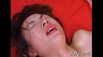 with many wife cumshots gangbanged gets Huge belly small tits5