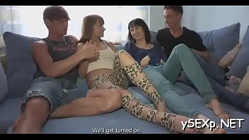 bi couples two together Karala mother son fuck