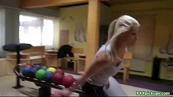 cute amateur t michelle makes through euro way her Casting x aka michelle