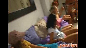 was sleeping while friend he Not just fucking but swallowing too