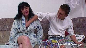 son in shower fucks stepmom Guy cums in 10 seconds pregnan