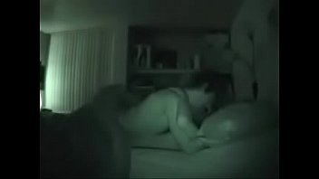 stand one homemade night Walking with pussy full of cum
