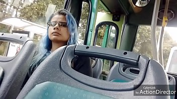 in bus rape Triplets with huge hanging boobs