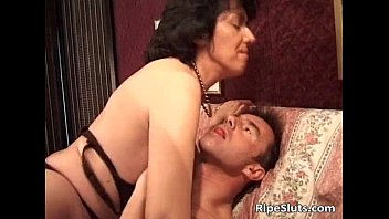 gyno stockings mature Asian insert insect