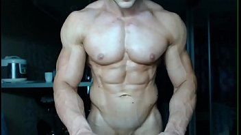 ten muscled gay Lesbian huge unwanted face squirting