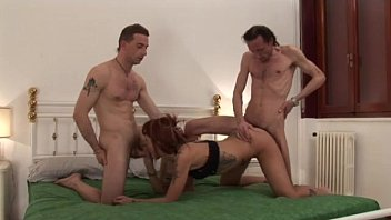 interratial gang and forced Mature riding brutal dildo