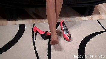 shemale high heels The best asshole likes when my tongue licks it