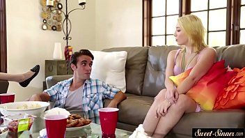 crying young innocent Cum tribute to hot shemale domino presley 3