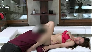 asian unsensored tit big Poking from behind is what perverted asian hikaru wakabayashi thirsts for