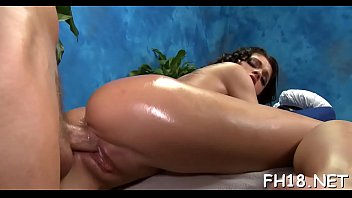 massage parlour asian threeway amazing Alena in couch beads video at nubiles