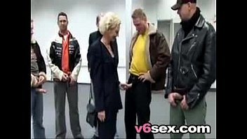 german gangbang emma starr Tranny and fat guy