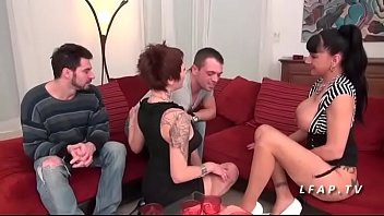 cru qui francaise parle Athletic slut nikita denise and her black boyfriend stud play with paint
