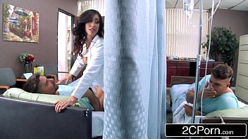patient in her a fun6 sexy straitjacket gives nurse kinky something Skirt public crossdress