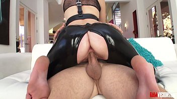 gay nazi leather Doggystyle giant dick