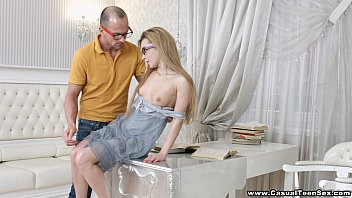 teen old nerdy fucking teacher Jerking while looking at magazine