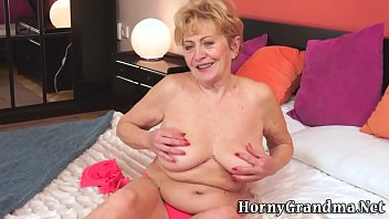 cumming old granny in pussy of Brother and 2016