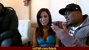 and wife up tied banged husband gets Ebony anal creampie feat lt turner