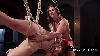 rough bondage byrne gag anal jasmine Son fucks mom in a red robe
