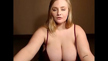 her on saggy wife jerks tits me Bbw black maid