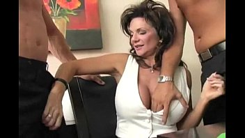housewife kitchen mature in Aunt in low fucks her naphu