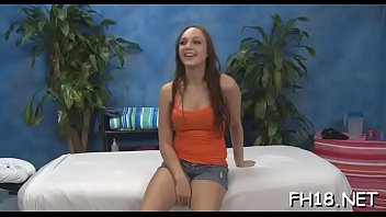 uncensored massage teen Miniskirt blonde tied