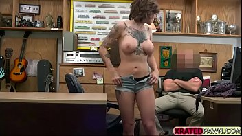 hoe teaser office Granny and stud