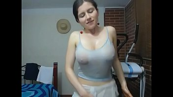 on big tits floppy cum Black hot milf