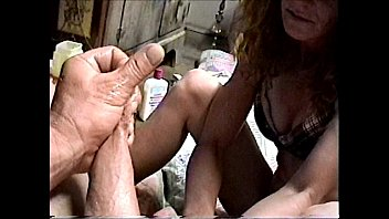 over slipping dickclip sliding and all Brother press sleeping sisters boob in sofa