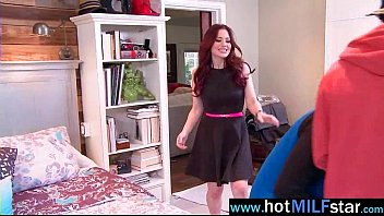 teaches how jessica lo mature to Flashing dick erection