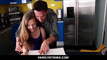 bff daughter dad Lesbian husband watch