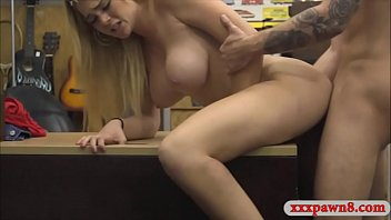 boobs on touch huge bus Cumming on chair