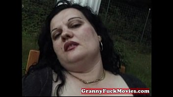 fat uggly granny Korean man gives somepleasure