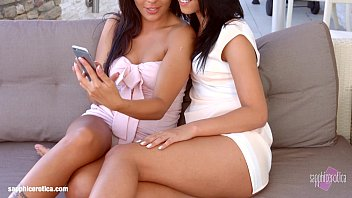 belle and crystal 2 4 addicted on double Dirty wife gets taken then is bound and gives bj