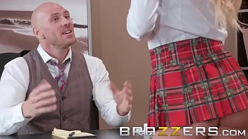 in brazzers stocking office hot Malizia full movies